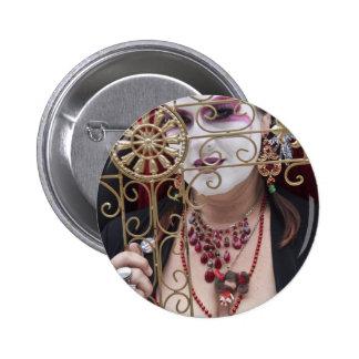 Sister Sara Femme Fatale 6 Cm Round Badge