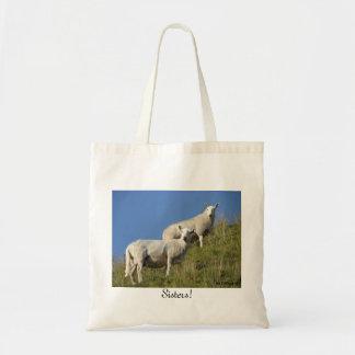 Sister Sheep Bag