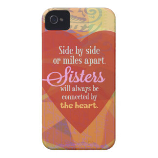 Sister Side-by-Side Case-Mate iPhone 4 Case