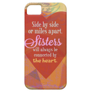Sister Side-by-Side iPhone 5 Cover