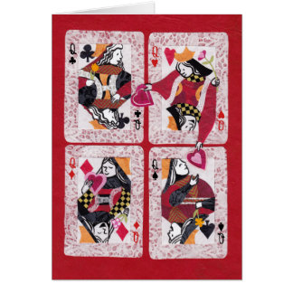 Sister Valentine from the Queen of Hearts Card
