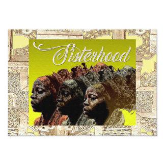 'Sisterhood' Card