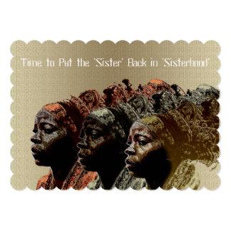 Sisterhood Card