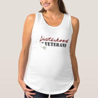 Sisterhood maternity tank top