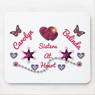 Sisters at Heart LYLAS Mouse Pad