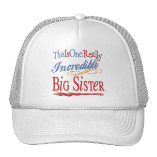 Sisters: Big Little and Middle Trucker Hat