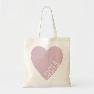 Sisters Budget Tote Bag