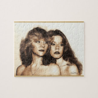 """""""Sisters"""" Collection Picture Puzzle"""