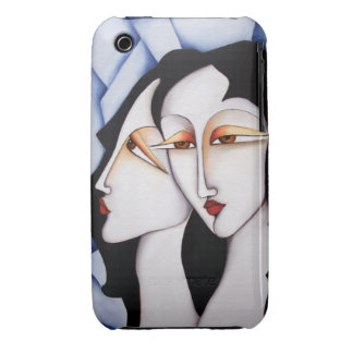 Sisters friends Art iPhone 3G/3GS Case iPhone 3 Case-Mate Cases