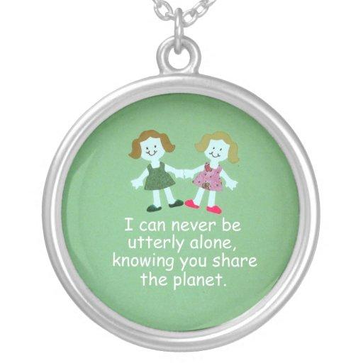 Sisters/friends Jewelry