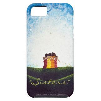 """Sisters"" iPhone 5 Tough Case"