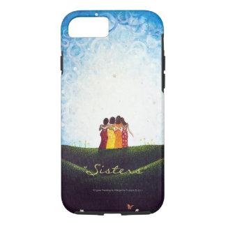 """Sisters"" iPhone 7 case Tough Case"