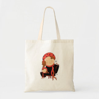 Sisters Ladybugs Bag by Krize