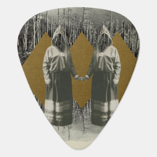 Sisters of the Forest Plectrum