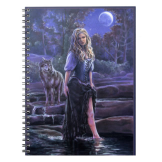 Sisters of the Moon Notebook