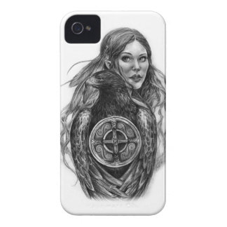 """""""Sisters of the Wind"""" Barely There iPhone 4 Case"""
