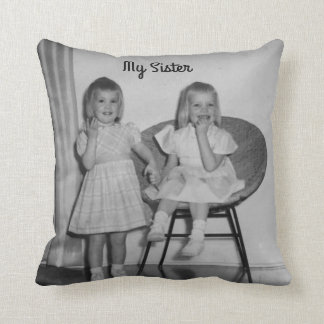 Sisters Pillow