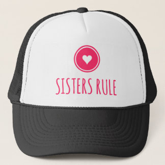 Sisters Rule Trucker Hat