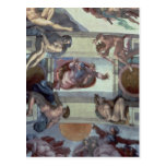 Sistine Chapel Ceiling 2 Postcards