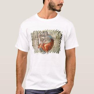 Sistine Chapel Ceiling: Delphic Sibyl T-Shirt