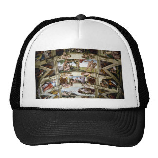 Sistine Chapel, Vatican, Rome, Italy Hats