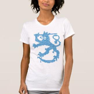 Sisu Lion Women's Micro-Fiber Singlet Tee Shirts