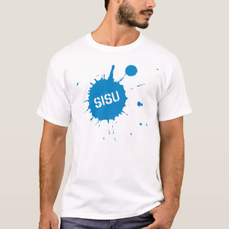 Sisu Splatter 2 T-shirt