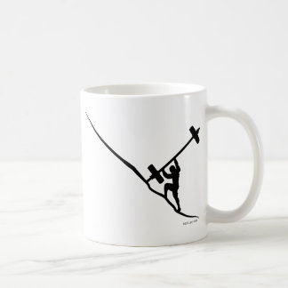 Sisyphus Crossfit Oly Lift Coffee Mug