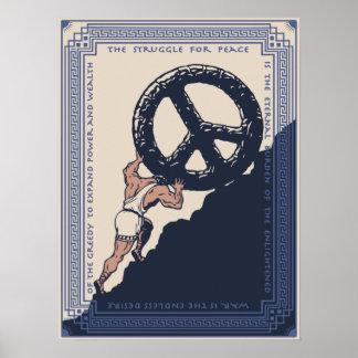 sisyphus-peace-LG Poster