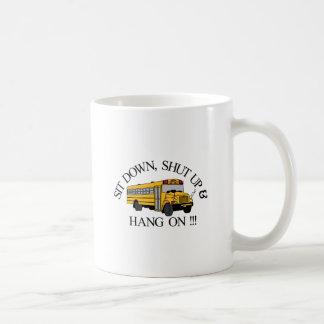 Sit Down Coffee Mug