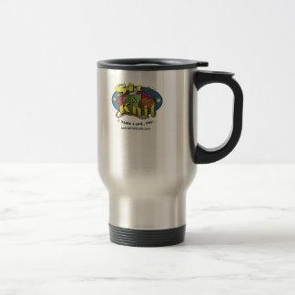 Sit & Knit travel mug