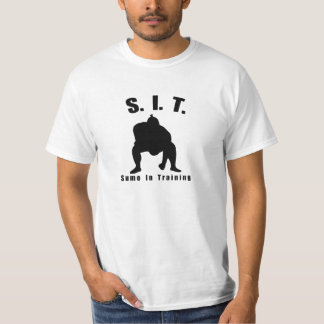 SIT - Sumo in Training T-Shirt