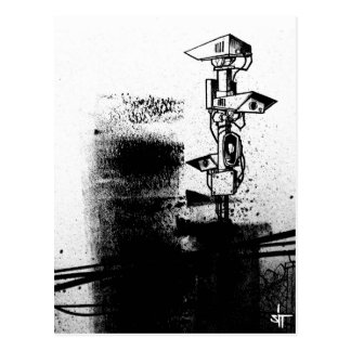 "SIT ""Surveillance"" Postcard"