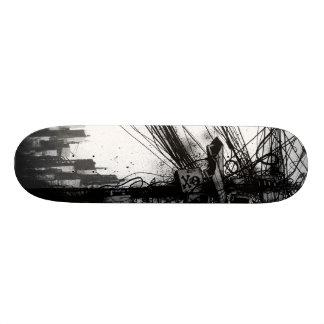 """SIT """"Unwired 2"""" Skateboard Deck"""