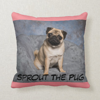 Sittin Pretty Throw Pillow