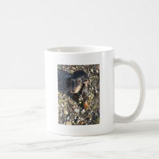 Sitting Belle Coffee Mug