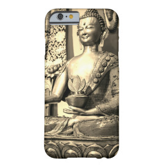Sitting Buddha Statue Barely There iPhone 6 Case