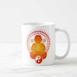 Sitting Buddha Tea and Coffee Mug
