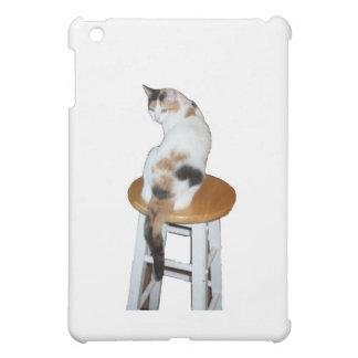 Sitting Calico Cat Case For The iPad Mini