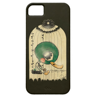 Sitting Duck iPhone 5 Cover