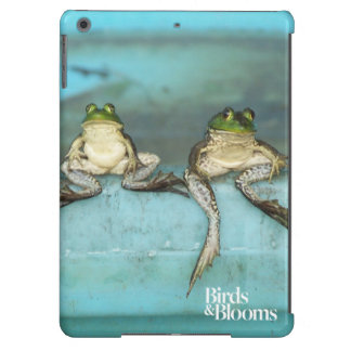 Sitting Frogs iPad Air Case