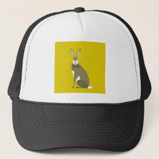 Sitting Hare Trucker Hat