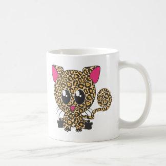 Sitting Jaguar Coffee Mug