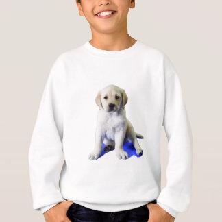 Sitting Little Lab Sweatshirt