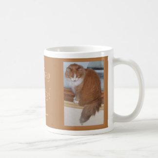 SITTING PRETTY COFFEE MUG