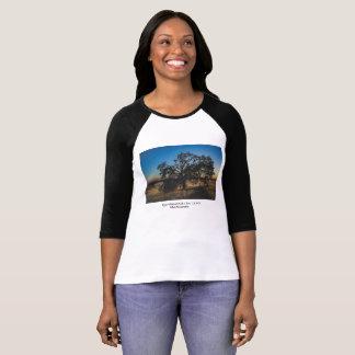 Sitting Tree Upper Bidwell Park Chico Ca 2016 T-Shirt