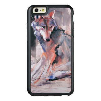 Sitting Wolf 2000 OtterBox iPhone 6/6s Plus Case