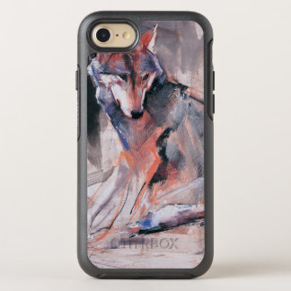 Sitting Wolf 2000 OtterBox Symmetry iPhone 7 Case