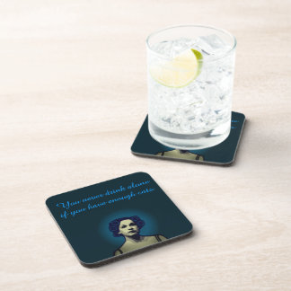 Six coasters.  Let's have a drink together. Coaster