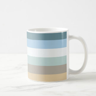 Six Color Combo Coffee Mug